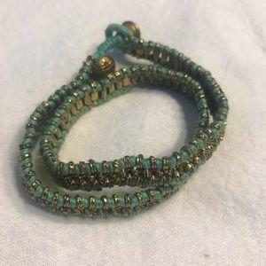 Noonday wrap bracelet